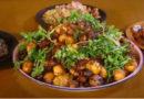 滇西美食视频:板栗炖牛腩,板栗竟然比牛肉还好吃