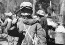 微笑远征军娃娃兵  70年后重返松山战场