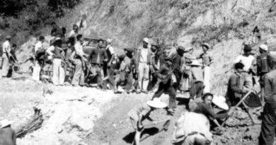 滇籍土木工程第一人段纬: 抢修滇缅公路总指挥