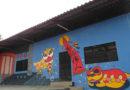泰国南湖山地村海育学校