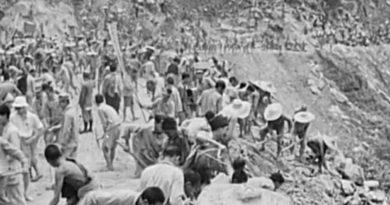 二十万民工血肉筑成滇缅公路 三千余人为此献出生命
