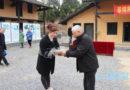 全国著名蔡锷研究专家向蔡锷故居捐赠珍贵文物