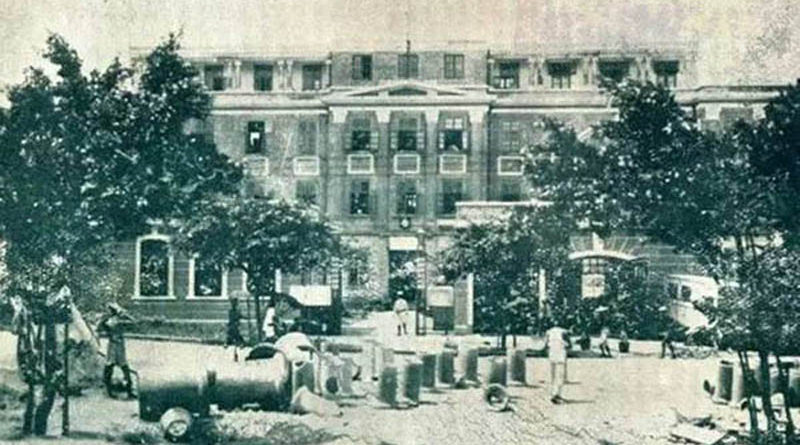 国立云南大学医学院创办人之一,云大医院副院长姚碧澄