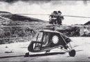 """朱家仁以及诞生于昆明的中国第一架直升机""""蜂鸟""""号"""
