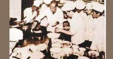 滇味大师彭正芳   曾为毛泽东主席掌勺14年