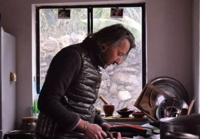云南大理磻曲村法国名厨(视频)