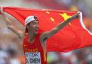 中国男子竞走奥运金牌第一人——陈定