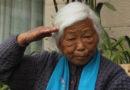 云南最后一位中国远征军女兵张炳芝,  向你致敬!