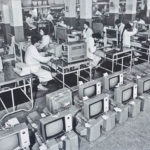 """曾经的辉煌:""""山茶""""牌电视机和云南电视机厂"""