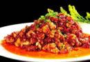 云南风味美食:沾益辣子鸡