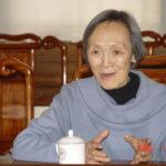 梅贻琦先生儿媳、北大西语系教授刘自强